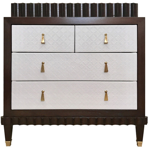 New Yorker 4-Drawer Dresser  - FLOOR SAMPLE