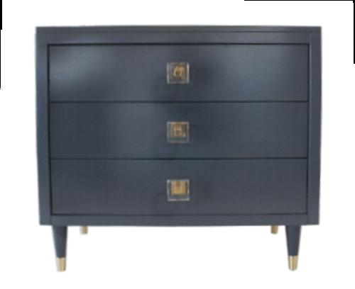 Uptown 3-Drawer Dresser