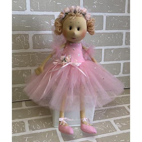 Doll: Pink Ballerina