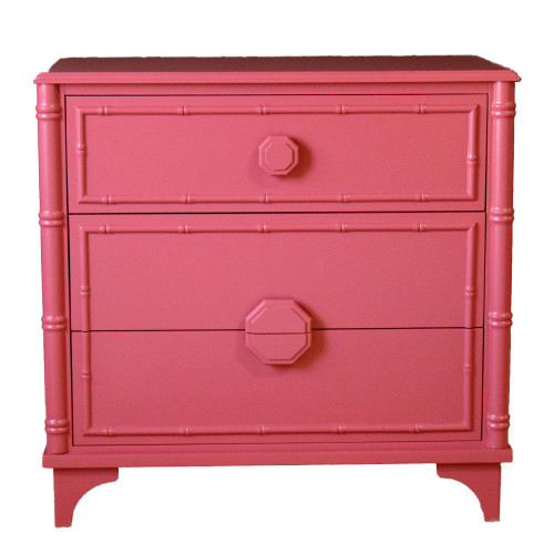 Via Mizner 3 Drawer Chest