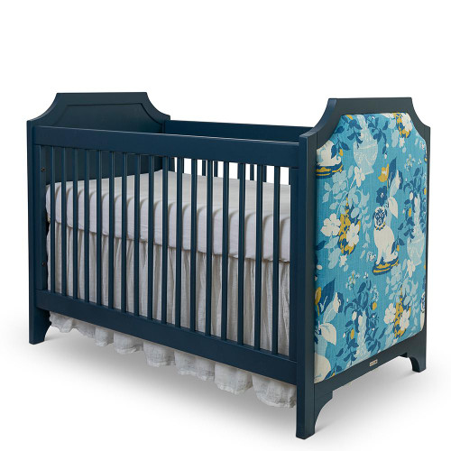 Coconut Row Crib w/ Upholstered Panels