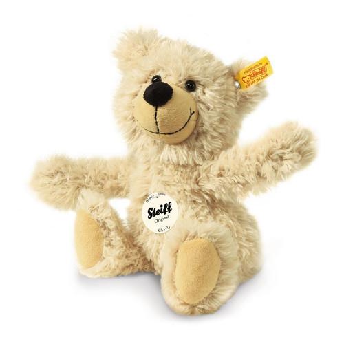 Charly Dangling Teddy Bear - Beige