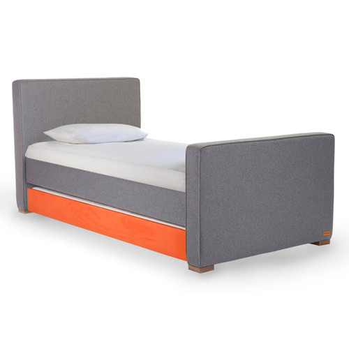 Dorma Twin Bed - High Footboard