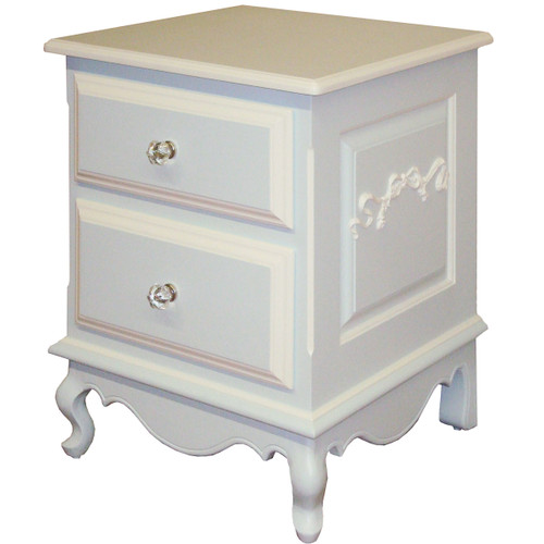 Belle Paris Nightstand - FLOOR SAMPLE
