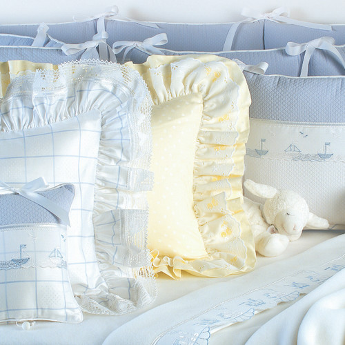 Linens in Blue