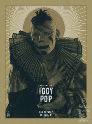 """IGGY POP VARIANT"""