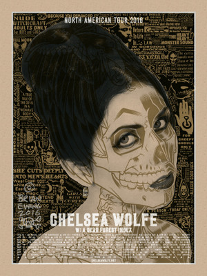 """""""  CHELSEA WOLFE"""""""