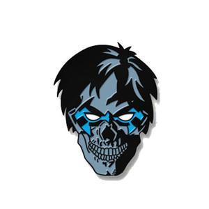 """      NIGHTWING"" enamel pin"