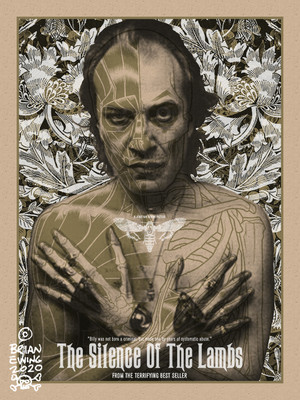 """         BUFFALO BILL"" Silence of the Lambs"
