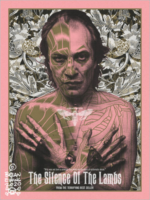 """   BUFFALO BILL"" Silence of the Lambs PRECIOUS PINK VARIANT A/P"