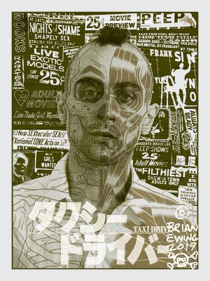 """""""    Taxi Driver"""" PEARL variant A/P"""