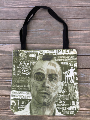 """        GOD'S LONELY MAN"" Tote Bag"