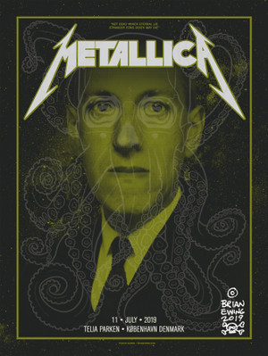 """       METALLICA"" putrescent green variant"
