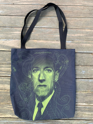 """      LOVECRAFT"" Tote Bag"