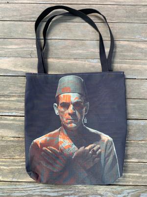 """        MUMMY"" Tote Bag"