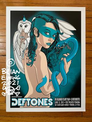 """DEFTONES"" 7 DINGED!!!"