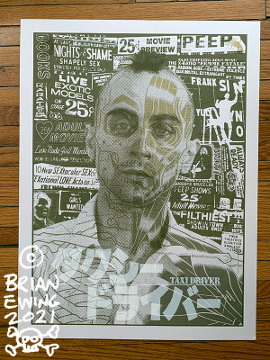 """""""     Taxi Driver"""" Pearlescent A/P 3 DINGED!!!"""