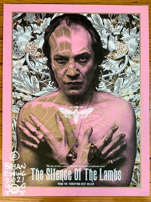 """        BUFFALO BILL"" DINGED SILENCE OF THE LAMBS PRECIOUS PINK VARIANT"