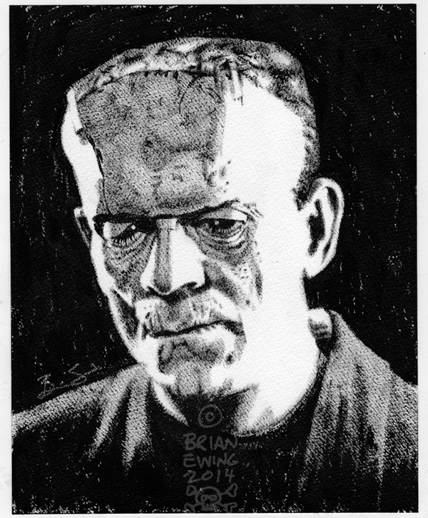 Karloff Monster Study
