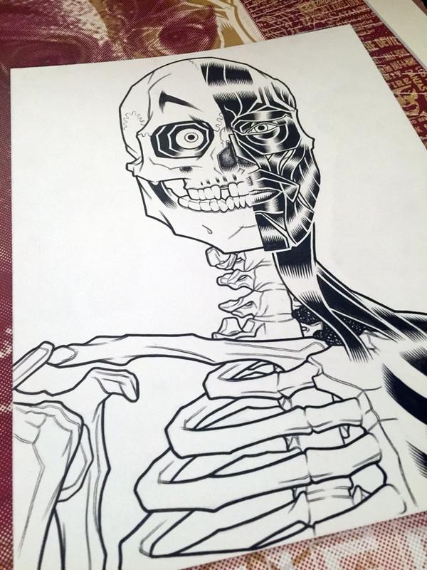 """PUSCIFER ORIGINAL ART"""