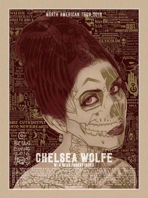 """  CHELSEA WOLFE VARIANT"""