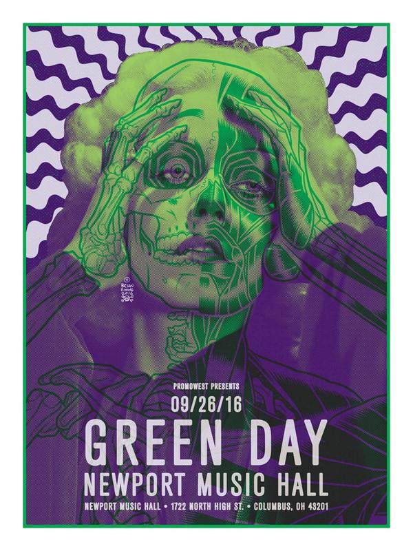 """GREEN DAY"" AP"