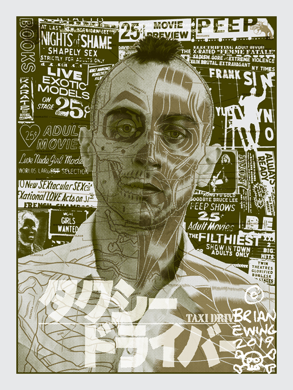 """    Taxi Driver"" PEARL variant A/P"