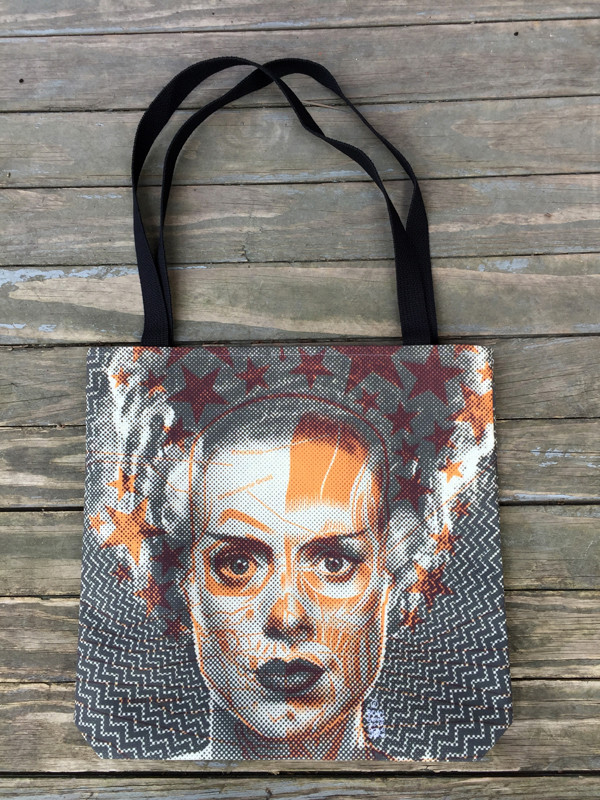 """         BRIDE"" Tote Bag"