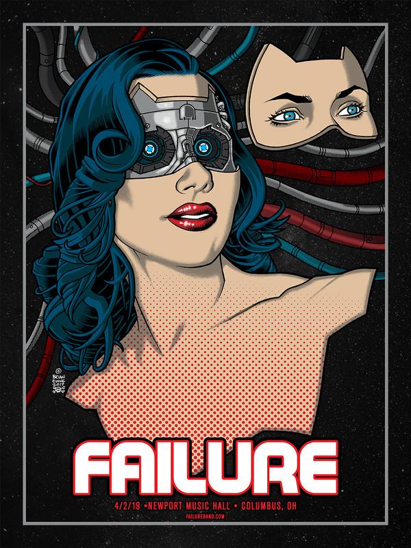 """     FAILURE"""