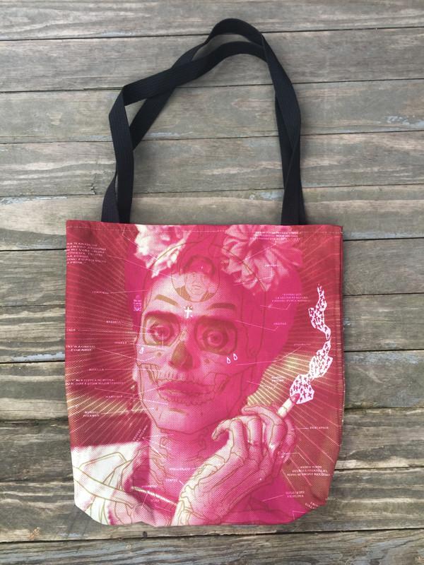 """""""     FRIDA"""" Tote Bag"""