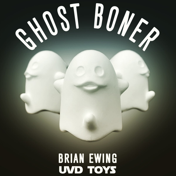 """     GHOST BONER"" resin figure"