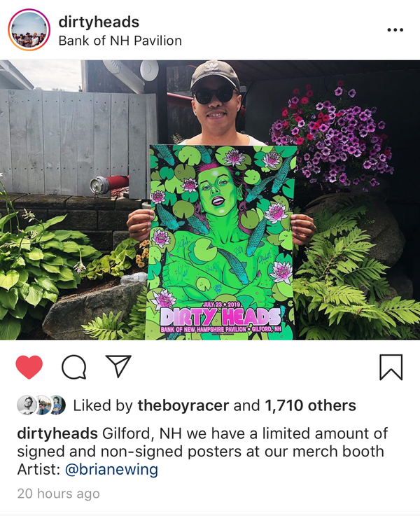 """     DIRTY HEADS"" 2019"