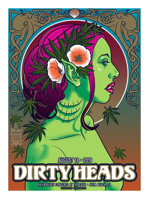 """       DIRTY HEADS"" Avila Beach"