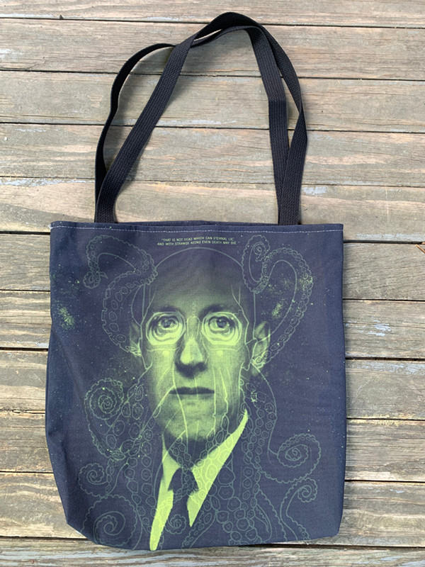 """""""      LOVECRAFT"""" Tote Bag"""
