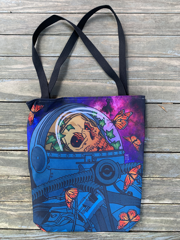 """""""        OBLIVION"""" Tote Bag"""