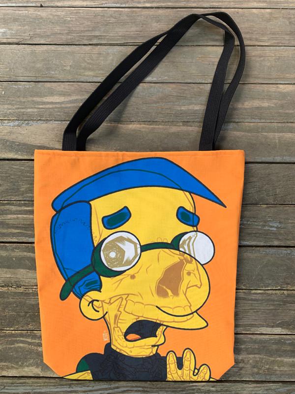 """       MILHOUSE Tote Bag"""