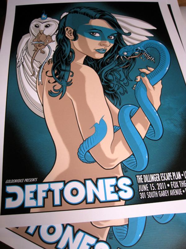 """     DEFTONES"" AP"