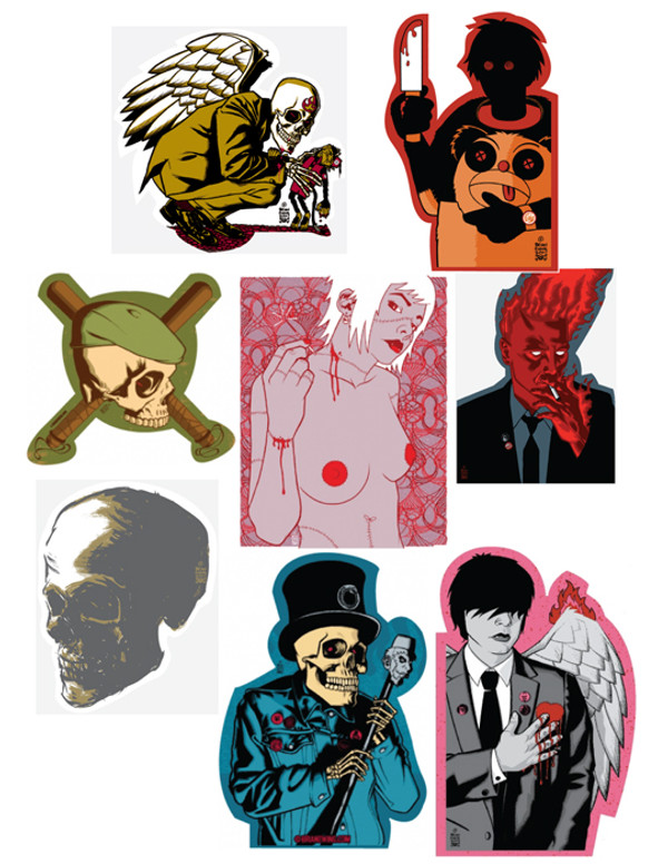 STICKER PACK DOS