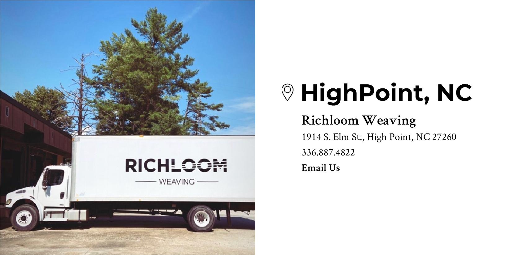 Richloom Weaving