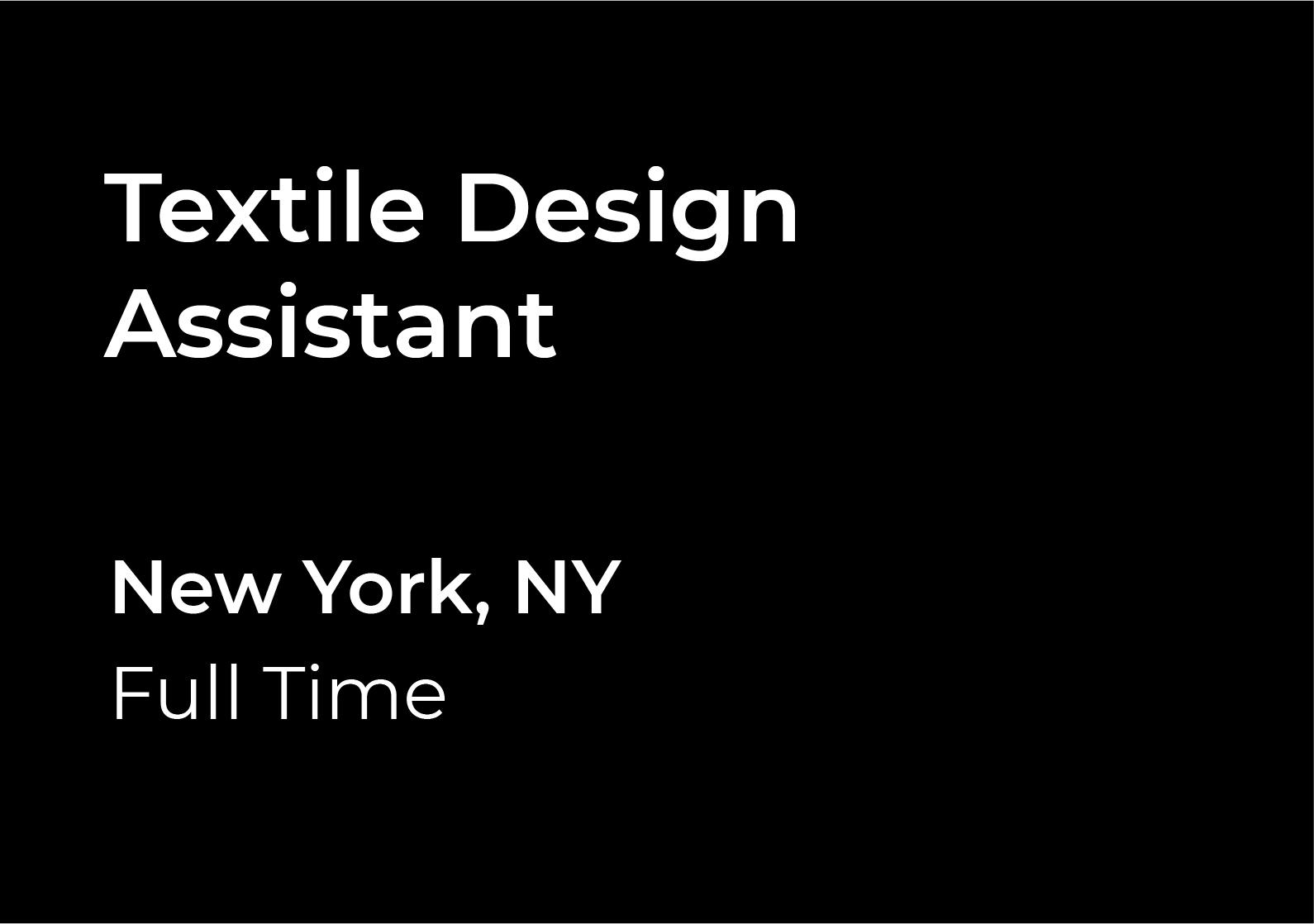 Textile Design Assistant