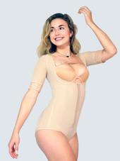 Bodysuit Tummy Back and Arm Shaper