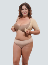 Invisible Medical  arm shaper push up bra with posture correction