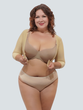 Invisible slimming post surgery comfortable arm shaper