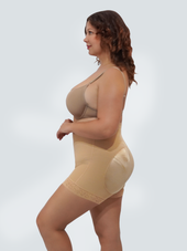Butt lifter Shorts With Tummy Control