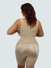 Butt Lifter Body Shaper With Tummy Control and adjustable Straps