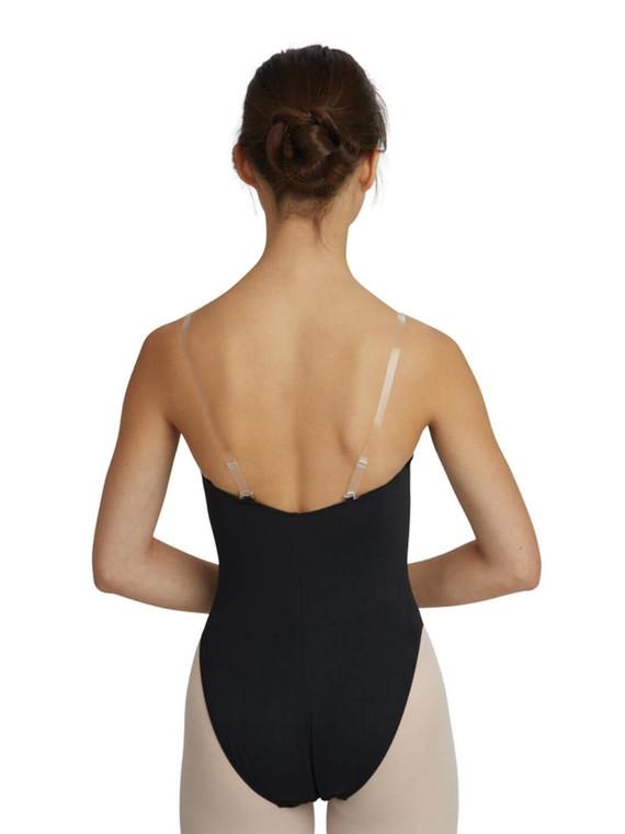 Capezio Clear Adjustible Shoulder Straps