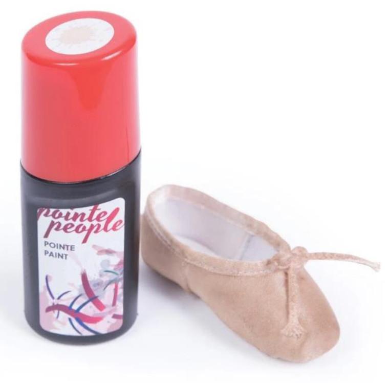 Pointe Shoe Paint