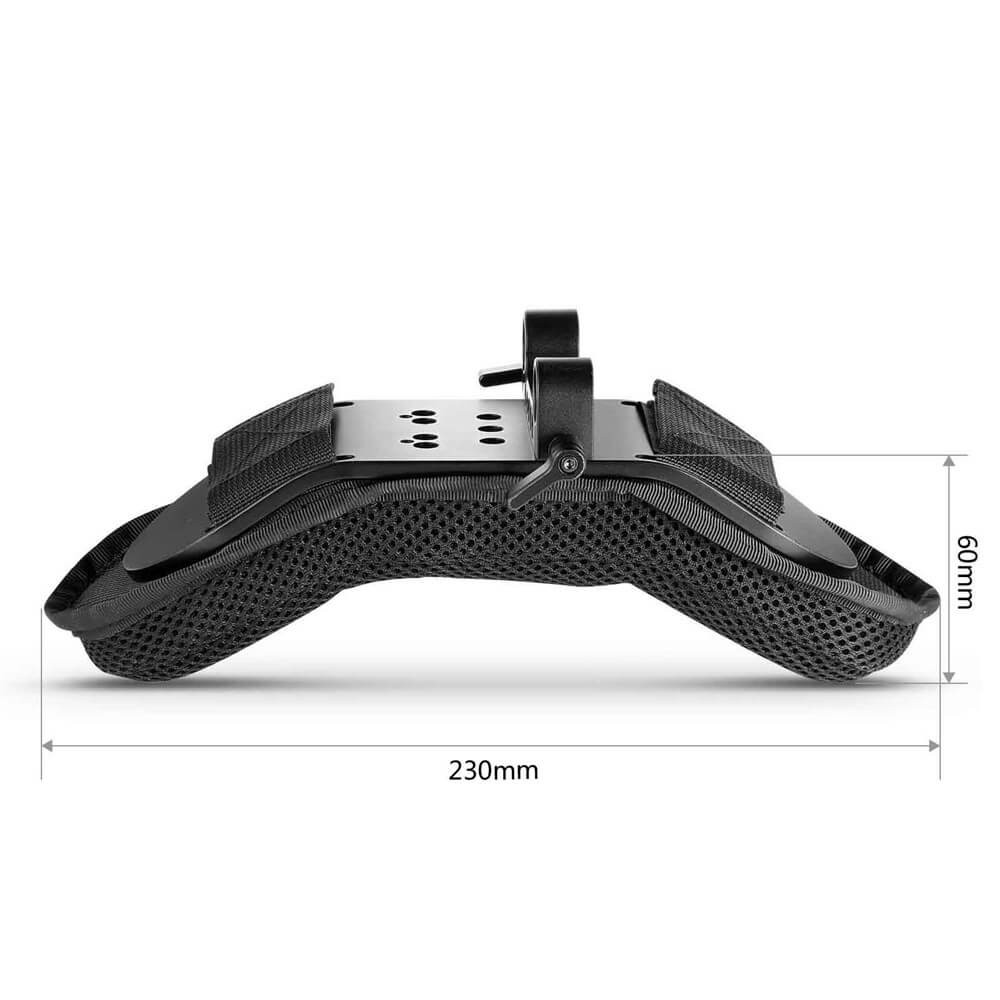 SmallRig Shoulder Pad with 15mm Rod Clamp 1485