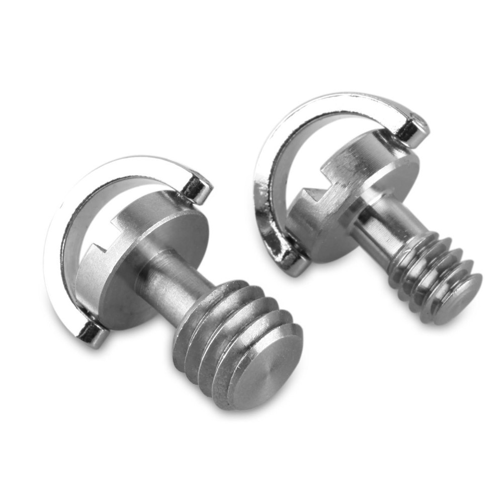 SMALLRIG Quick Release Camera Fixing Screw 1/4 inch and 3/8 inch 1609