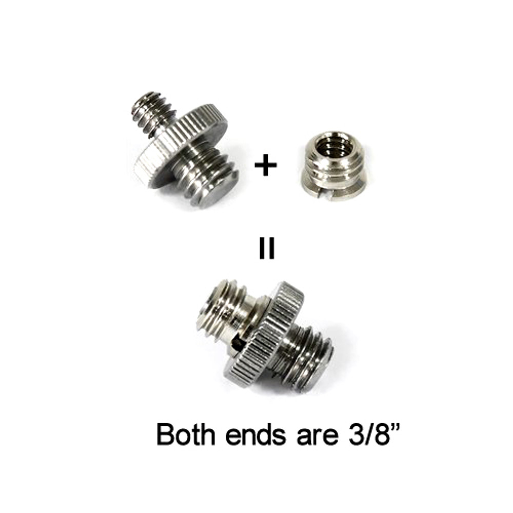 "SMALLRIG New Thread Adapter w/ 1/4"" to 3/8"" thread 5pcs pack 1610"
